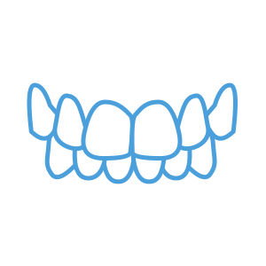 <strong>Overbite</strong>  </br> <p class='formDescription'>Overlap of top row over bottom row.</br></br></br></p>